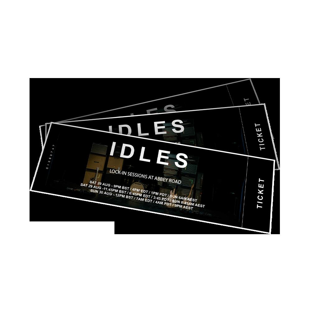 idles live stream ticket bundles