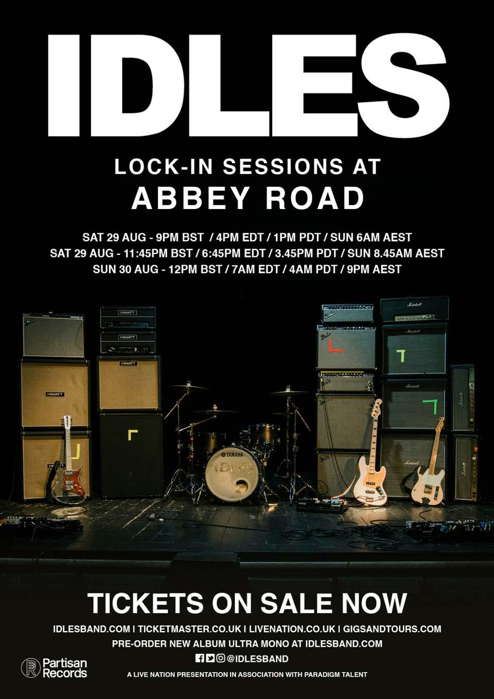 12PM BST / 7AM EDT / 4AM PDT / 9PM AEST tour poster