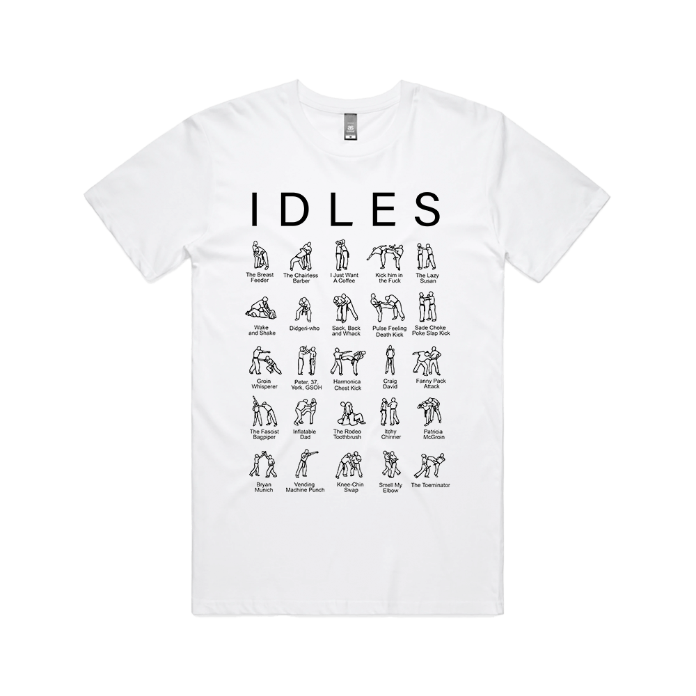 IDLES US Home Tops